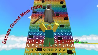 Grand-Mom Obby Part 1 on Roblox