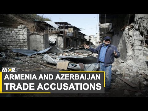 Armenia- Azerbaijan break ceasefire | Shelling returns after a brief lull | World News