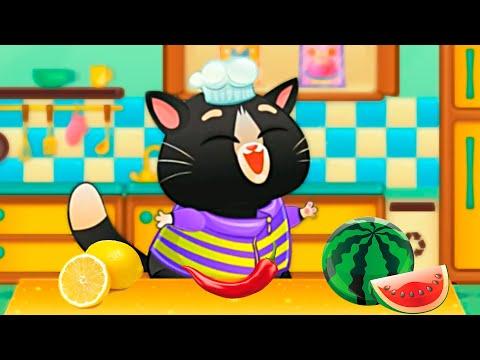 Почему КОТИК БУБУ не чистит зуб? Мультик игра про котят на канале Малышерин ТВ