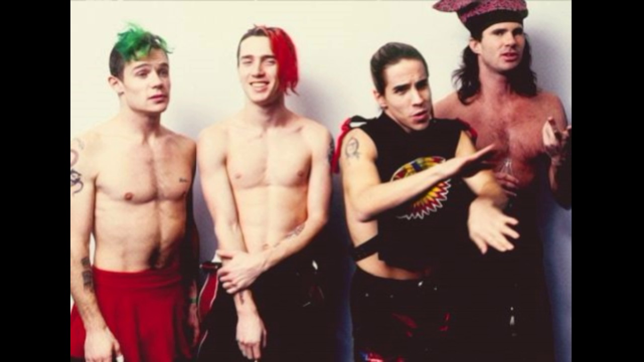 Red Hot Chili Peppers Italia