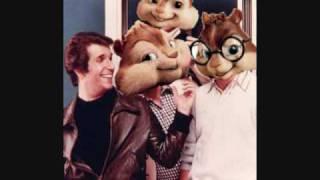 Alvin & the Chipmunks- Happy Days