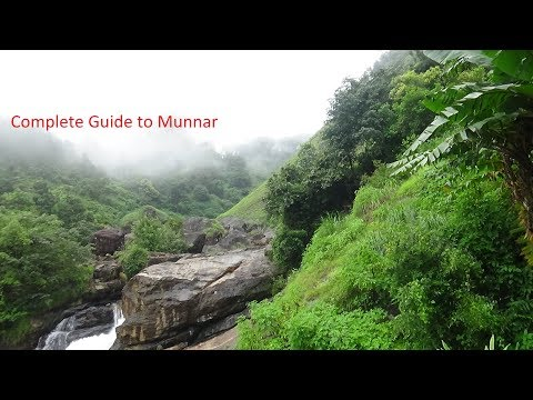 A Tour guide to Munnar Hill Station - Kerala