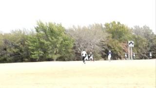 Jayden Runs For A Touchdown