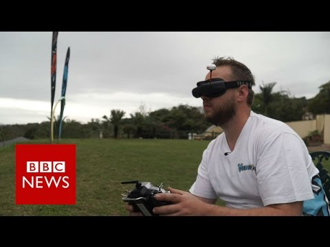 Drone racing: The sport of the future? BBC News