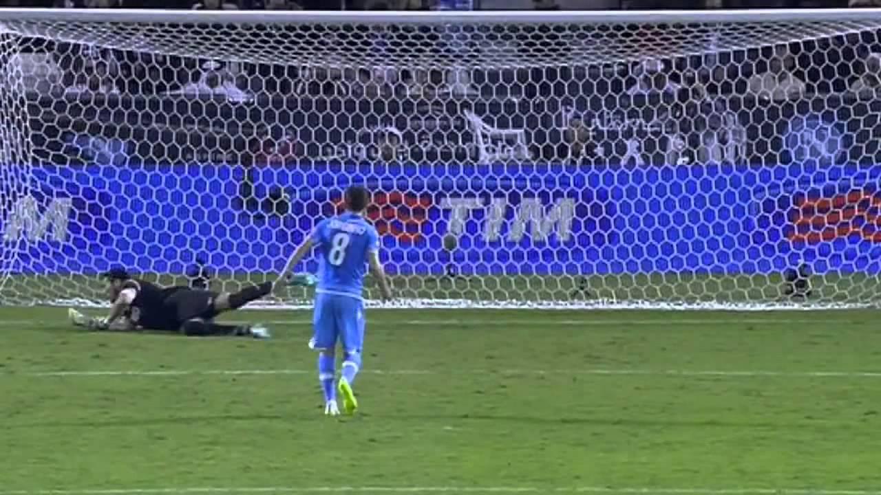 Napoli beat Juventus on penalties to win sixth Italian Cup