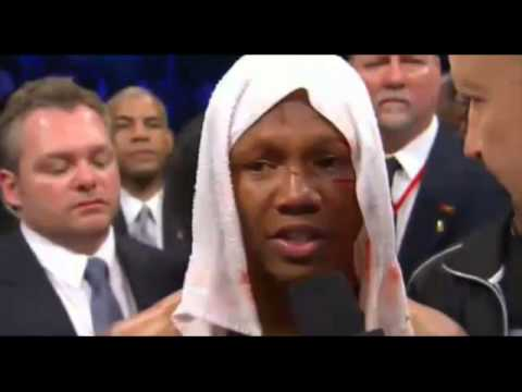 Zab Judah Loses to Danny Garcia Post Fight Interview