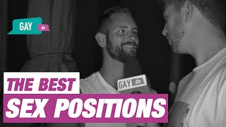 Gay sex positions