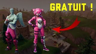 [EXCLUDEd] HAVE THE SKINS OF THE SAINT-VALENTIN FREE ON FORTNITE BATTLE ROYALE!!