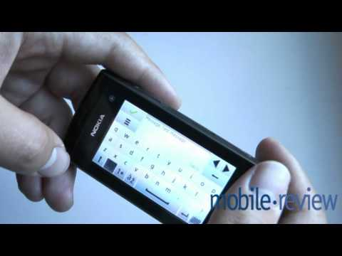 Nokia 5250 Demo