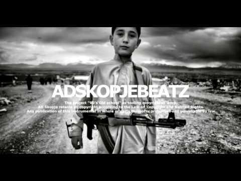AD Skopje - 90's Old school (Instrumental Beat) - Zoboomafoo