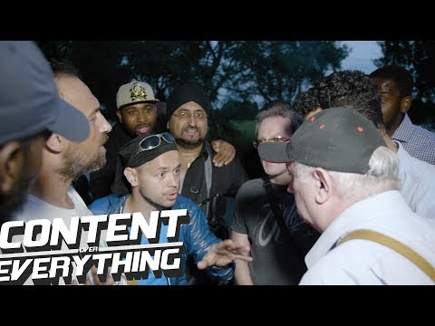 Anti Vs Pro Tommy Discussion (WIP Title) Steve, Paul, Isa, Raj, Hasan... | Speakers Corner