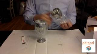 PRODUCT REVIEW: Stainless Steel Wine Glass by MeeHome