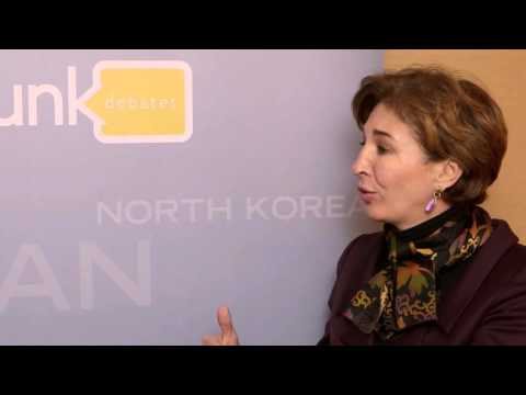 Interview with Anne Marie Slaughter before the Munk Debate on Obama's Foreign Policy
