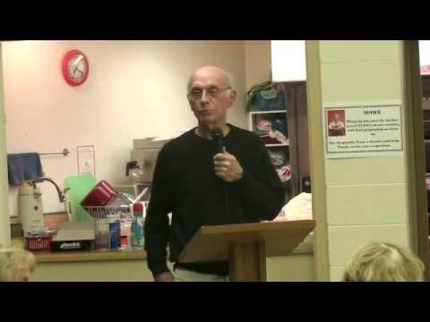 Fr. Tom Lumpkinu0027s Talk On Detroitu0027s Day House U0026 Manna Community Meal Soup  Kitchen (POWERFUL!!!)