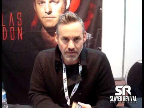 Nicholas Brendon says Hi to Slayer Revival & Buffy fans