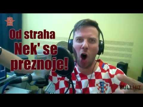 HRVATSKA-ČEŠKA (Teške boje) | BULLHIT ANTENE ZAGREB