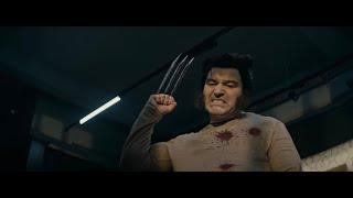 CLOSE SHAVE [Wolverine X-Men fan film]