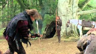 Robin Hood meets The Sword (Iron Swan)