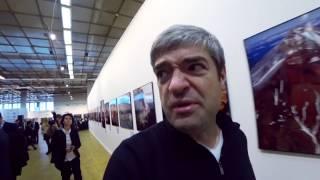 Открытие выставки ''Первозданная Россия''