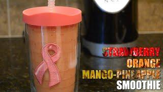 Tropical Smoothie Recipe | Healthy Recipes