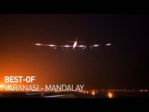 Solar Impulse Airplane - Best of First Round-The-World Solar
