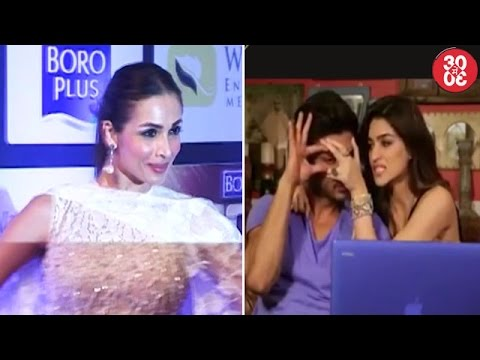 Thumbnail: Malaika: Arbaaz Will Always Be Family | Kriti Gets Possessive About Sushant In A Promotional Video