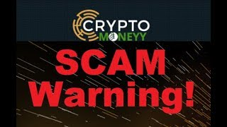Crypto Moneyy Review - Total SCAM CONFIRMED (CryptoMoneyy.com)