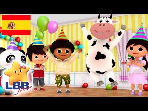 Canciones Para Niños |  Canción De Cumpleaños | Canciones Infantiles | Little Baby Bum Júnior