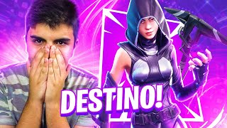 I BOUGHT THE LEGENDARY DESTINY SKIN AND KILLED GENERAL AT FORTNITE: BATTLE ROYALE! BASHFUL