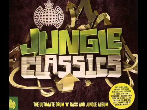 Jungle Classics - 6 Million Ways To Die (Original Mix)