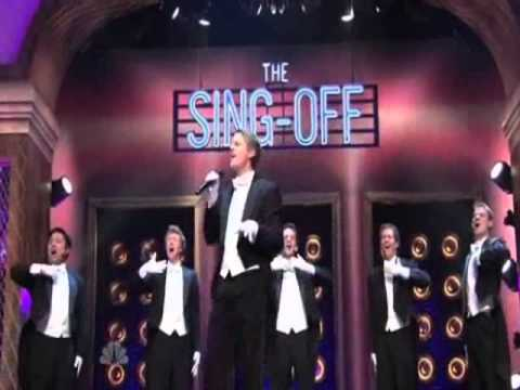 """1st Performance - The Whiffenpoofs (Yale University) - """"Grace Kelly"""" - By Mika"""