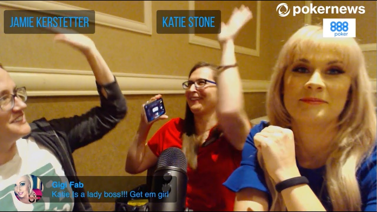 LFG Podcast LIVE for Ladies Week at 2019 World Series of Poker