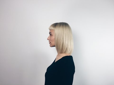 How to do a long bob haircut