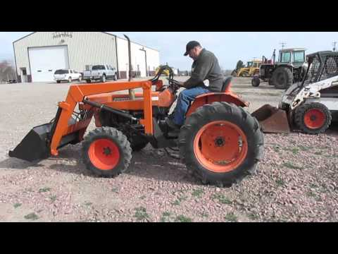 how to fix kubota tractor