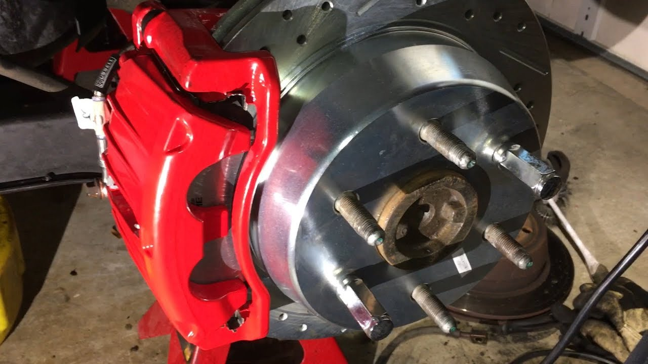 Power Stop Brakes >> Rear Install Power Stop Brakes Rotors Calipers Pads Parking Chevy
