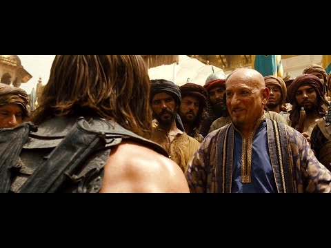 Nizam Death Scene Prince Of Persia The Sands Of Time 2010 1080p Youtube
