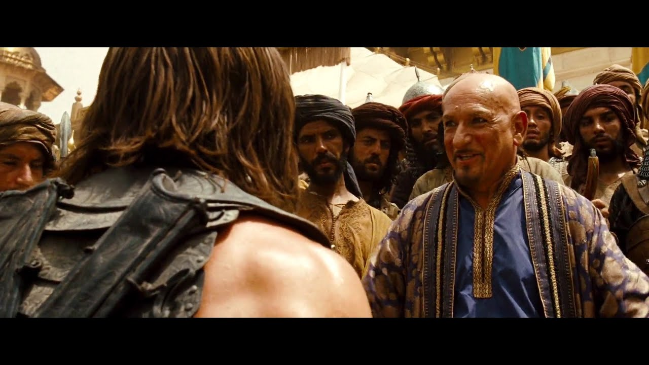 Download Nizam Death Scene | Prince of Persia: The Sands of Time (2010) 1080p