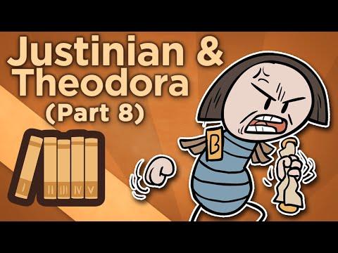 Justinian & Theodora - VIII: Bad Faith - Extra History