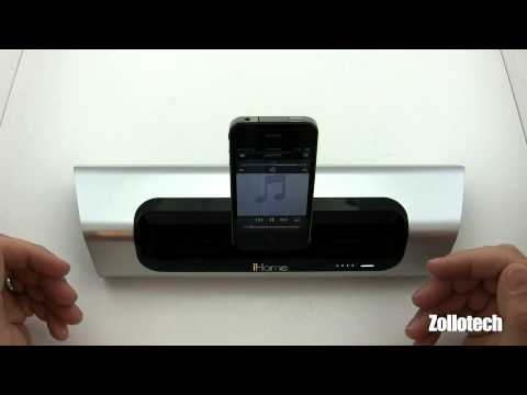 IHome ID9 Sound Dock For IPad, IPhone And IPod Review