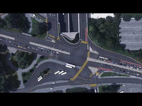 Cities Skylines: Geneva Switzerland Junction Build