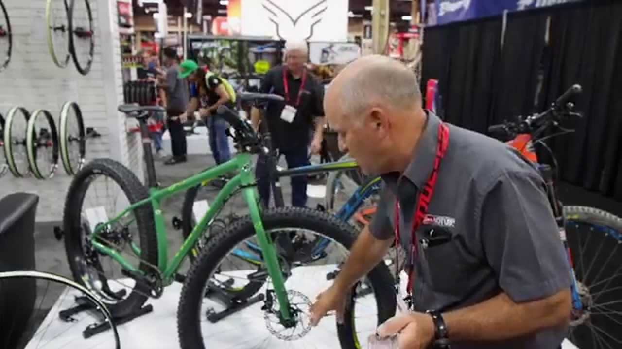 Stans Hugo Fat Bike Rim Youtube