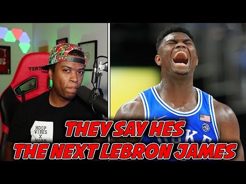 Zion vs LeBron Comparisons, It's Going to Get Worse... & Curry Reminds Us That Warriors Won't Lose