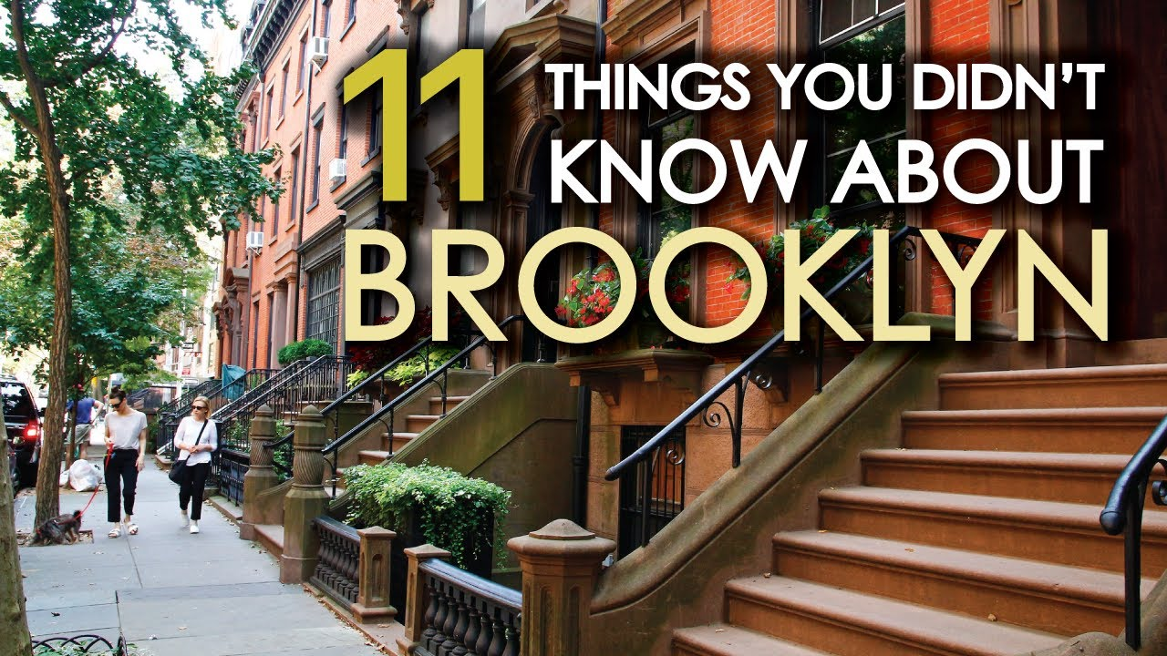 Download 11 Things You Didn't Know About BROOKLYN