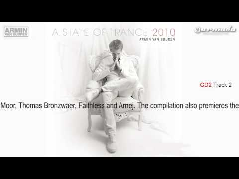 CD2 Track 2 Exclusive Preview: A State Of Trance 2010 by Armin van Buuren