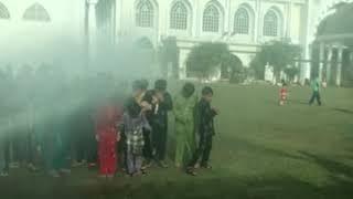 Bersunat di masjid sultan ahmad shah pekan