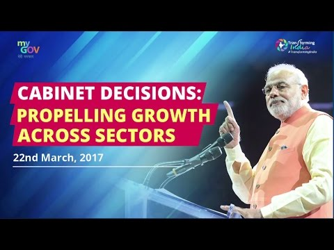 Cabinet Decisions Propelling Growth across Sectors