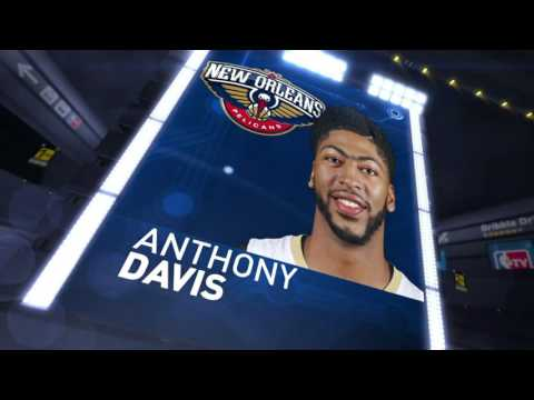 New Orleans Pelicans vs Houston Rockets | March 24, 2017 | NBA 2016-17 Season