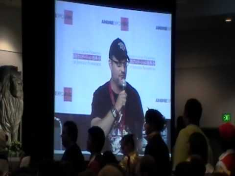 Steve Blum Takes Requests at Anime Expo 2012