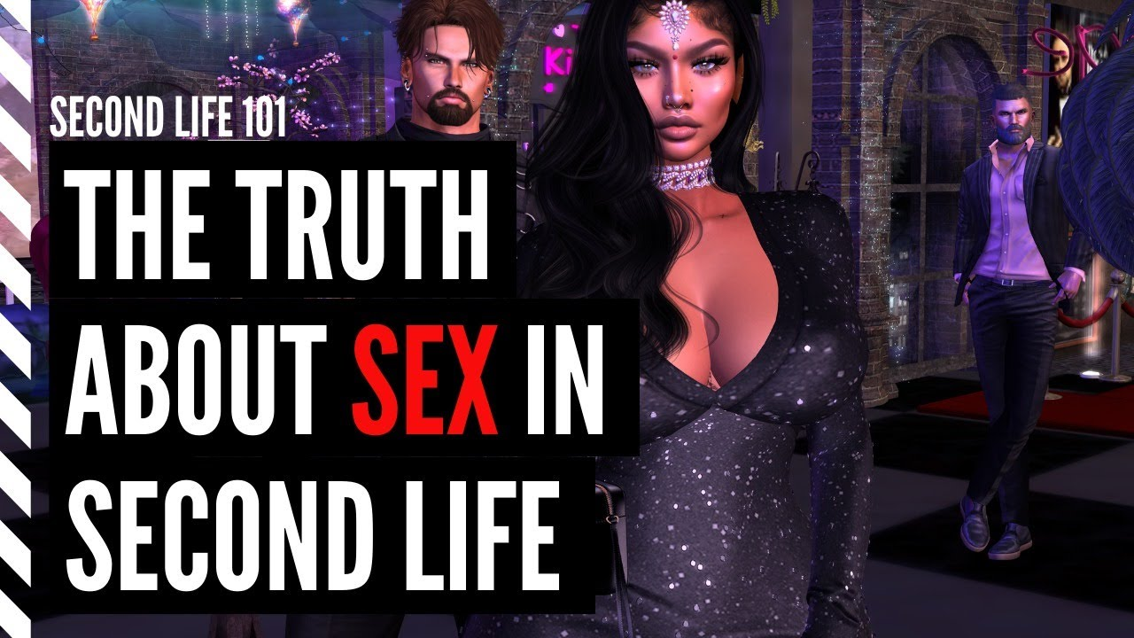Second Life Sex