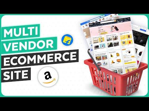 How to Make A Multi Vendor eCommerce Website in WordPress (like Amazon & Flipkart)